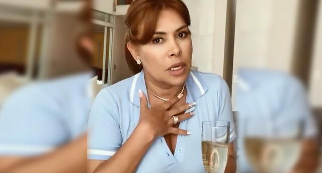 """Magaly Medina comparte conmovedor mensaje: """"Necesito un abrazo"""" [FOTO]"""