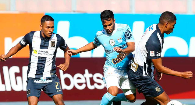 Alianza Lima pierde 2-1 contra Sporting Cristal.