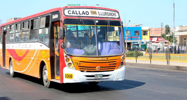 El pago sin contacto se podrá realizar en más de 700 buses en Lima Metropolitana.