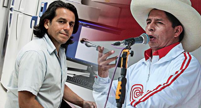 El docente cajamarquino mostró su agradecimiento a través de la misma red social y lo invitó a sumarse a su equipo, al igual que a otros científicos del país para la lucha contra la pandemia.