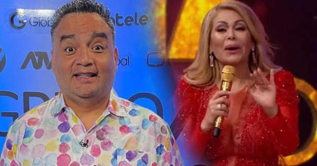 Gisela Valcárcel vuelve a superar a Jorge Benavides.