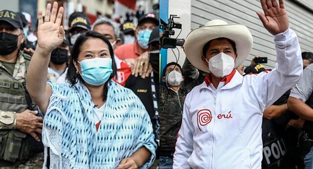 JNE exhorta a los partidos Perú Libre y Fuerza Popular