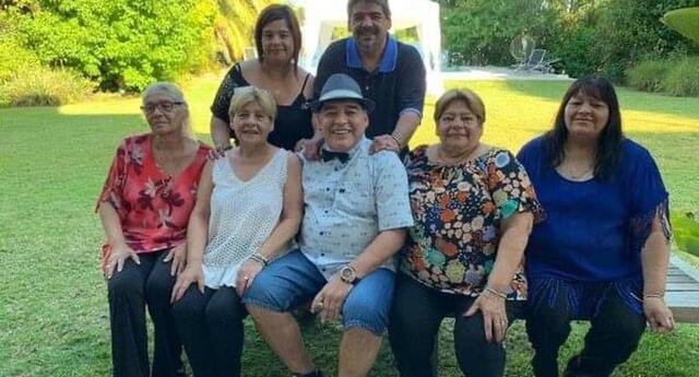 Las hermanas de Maradona señalan que Diego no debió morir de esa manera.