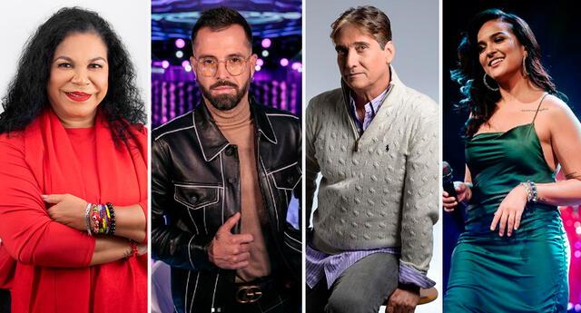 La Voz Perú está alistando su gran estreno en Latina.