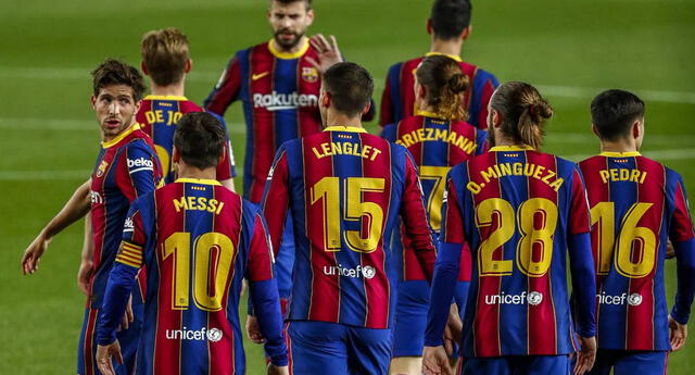 La comida en la casa de Lionel Messi traería consecuencias  al Barcelona.