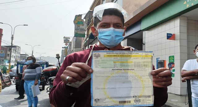 Edén Torres Espinoza exige a la Municipalidad de El Agustino que se haga responsable por los daños que sufrió su vehículo cuando se encontraba en el depósito.