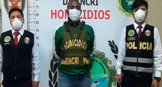 Condenan a más de cinco años de prisión efectiva a  Yhonatan Jean Pierre Alfaro Baylón por asesinar a un hombre por celos