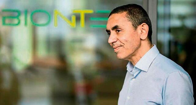 Uğur Şahin, confundador de la empresa alemana BioNTech.