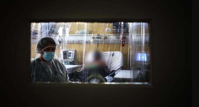 Familia de Lambayeque pide ayuda para pagar deuda en clínica, donde padre de familia se viene recuperando del COVID-19. Foto referencial.