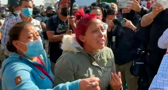 Brandon Giovanny Hernández Tapia se comunicó con su madre cinco minutos antes del accidente.