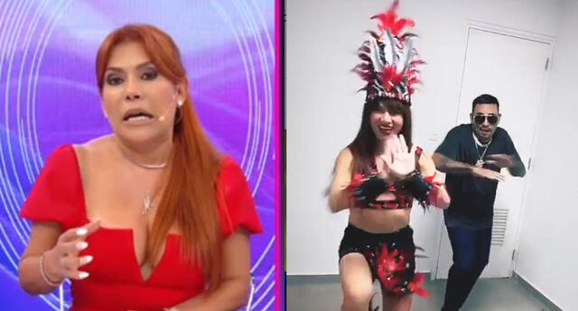 Magaly Medina tras disculpas de Josimar a La Uchulú: