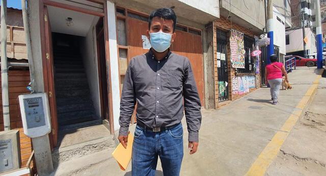 Hijo de víctima mortal pide celeridad en el caso. Su madre viajó de Chiclayo a Lima por elecciones del 11 de abril.