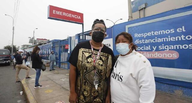 Chacaloncito Jr. clama por ayuda para su padre con coronavirus.