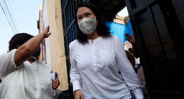Fujimori es acusada de lavado de activos y enfrenta una una pena de más de 30 años en la cárcel tras la acusación presentada por la Fiscalía.
