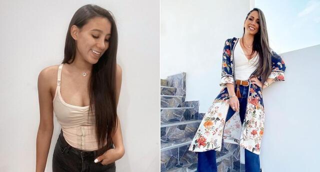 Samahara Lobatón habla sobre un posible embarazo de su mamá.