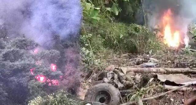 El copiloto del vehículo perdió la vida en accidente en Cusco.