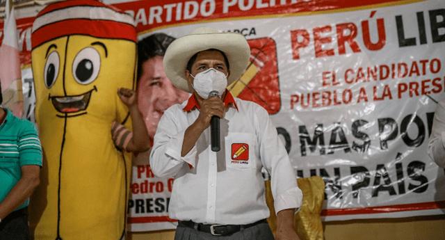 Pedro Castillo confirma su presencia en la Conferencia Episcopal del Perú