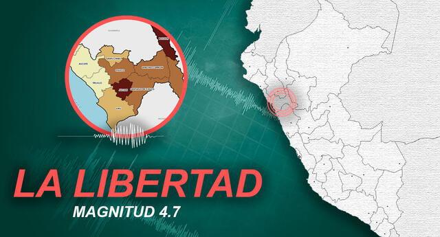Pobladores de la Libertad se llevaron un susto con el sismo de 4.5 grados de intensidad.