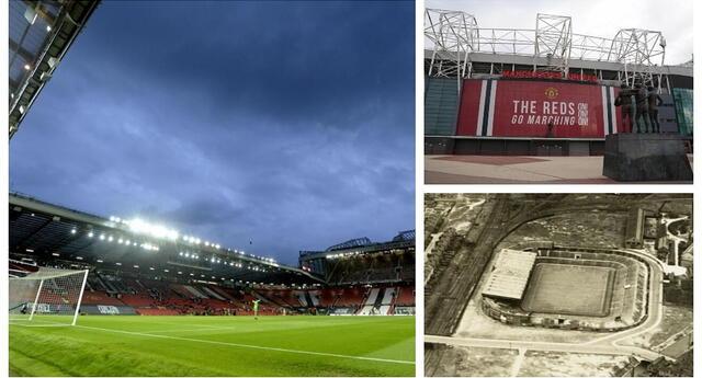 El Diario Marca presentó un informe de la grave situación del Old Trafford.