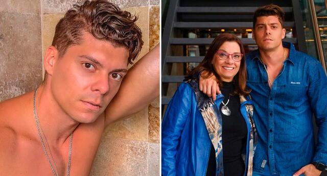 Ignacio Baladán compartió emotivo mensaje a su mamá por el Día de la Madre, video