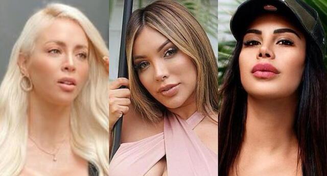 """Paula Manzanal reveló que conversó con sus ex amigas Sheyla Rojas y Stephanie Valenzuela, y """"dijo lo que tenía que decir""""."""