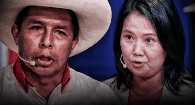 Perú Libre y Fuerza Popular se reunirán este martes 12 con el JNE