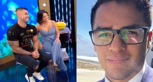 Andrea San Martín y Sebastián Lizarzaburu sorprendieron al confirmar que habían retomado su romance en medio de indirectas de su ex Juan Víctor.