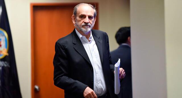 Yehude Simon ocupó el cargo de Primer Ministro durante el segundo gobierno de Alan García.