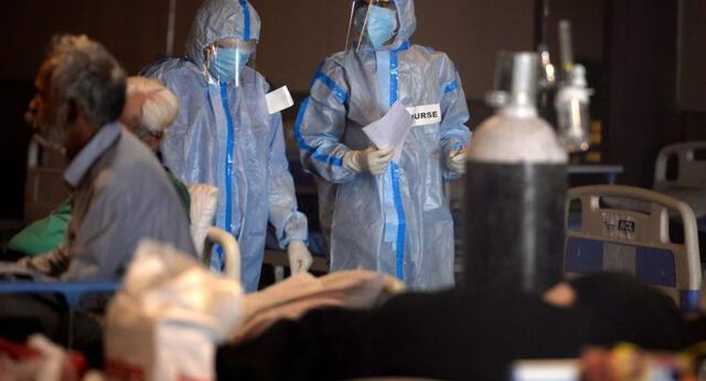 Hongo negro, la rara infección que ha puesto en alerta a India por muerte de ocho recuperados de COVID-19.