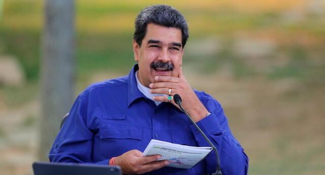 Nicolás Maduro realiza transmisiones en Facebook en pandemia.