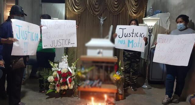 El Ministerio Público investiga la muerte de un niño de 12 años de edad en la zona de Huaycán