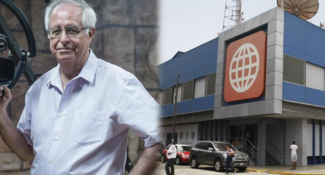 Gilberto Hume será el nuevo director periodístico de América TV y Canal N en reemplazo de Clara Elvira Ospina.