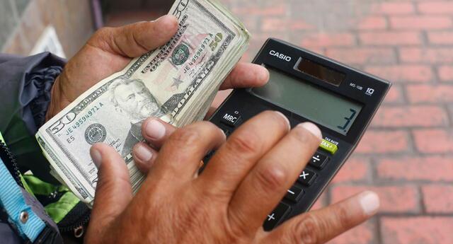 Precio del dólar en Perú HOY jueves 13 de mayo.