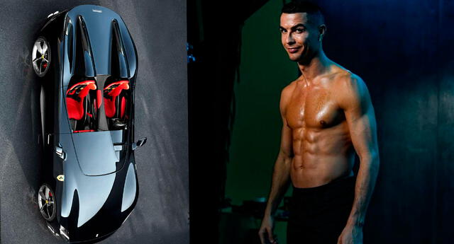 Cristiano Ronaldo y un lujo más para su garaje.