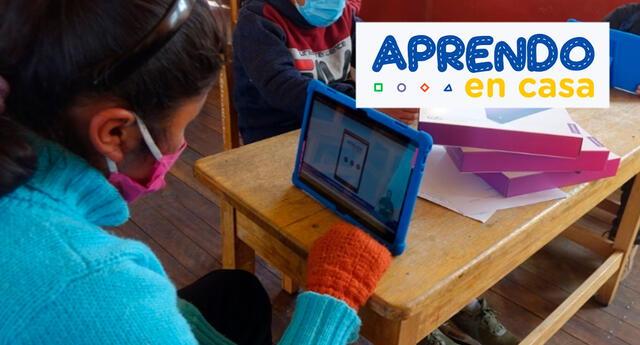 Aprendo en casa semana 4 2021. Hoy miércoles 12 de mayo sigue las  las clases virtuales de inicial, primaria y secundaria por la plataforma del Minedu.