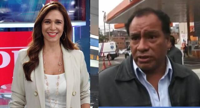 Verónica Linares denuncia que dos sujetos la acosan y la buscan en el canal