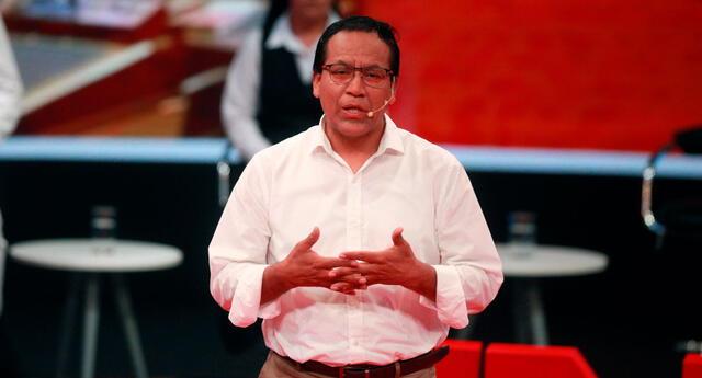 Roberto Sánchez, fundador de Juntos por el Perú, asegura que en las próximas horas Pedro Castillo presentará a su equipo técnico.