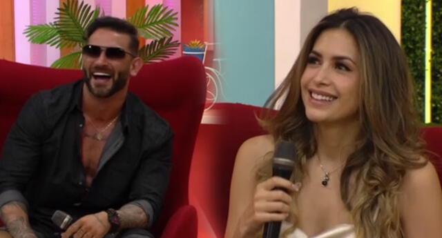 """Milett Figueroa sobre Diego Val: """"¡A qué chica no le va a gustar ese guapo! """""""