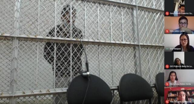Condenan a 25 años de cárcel a un abuelo Carlos Champi Calixto por tocar a su nieta