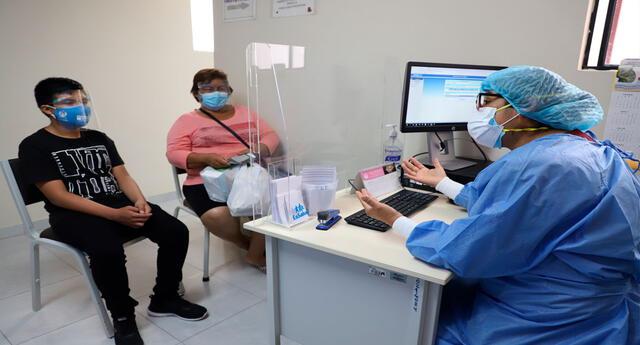 Policlínico Chincha retoma monitoreo preventivo de adolescentes
