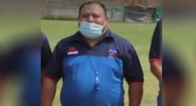 Dictan prisión contra el entrenador de fútbol Wilmer Javier Alcalá Reyes por abusar de un menor