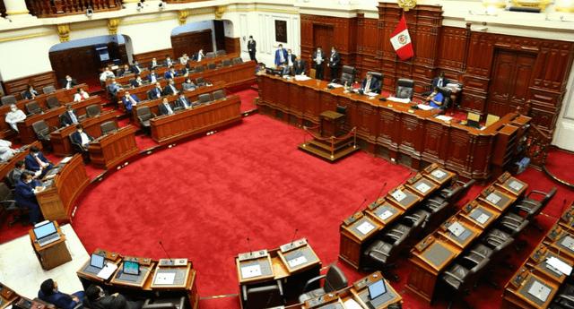 Pleno del Congreso rechazó con 96 votos en contra pedido de censura contra la Mesa Directiva.