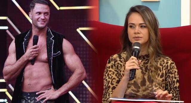 """Jossmery Toledo afirma que no apoyaría a Fabio en El Artista del año: """"Ha hablado mal de una mujer"""""""