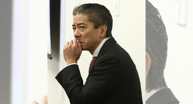 Jorge Yoshiyama habrían 'blanquedo' más de 1 millón en campañas de  Keiko Fujimori.