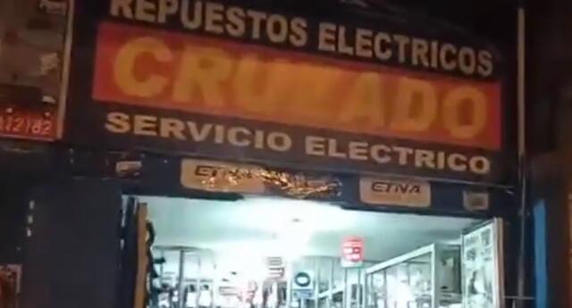 Dueño de local de repuestos para autos en VES falleció a manos de sicarios.