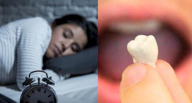 ¿Qué significa soñar que se me caen los dientes? ¿Significa muerte?