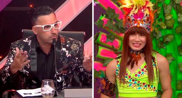Santi Lesmes criticó presentación de 'La Uchulú'.