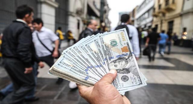 Precio del dólar hoy lunes 17 de mayo.