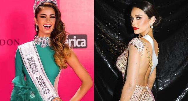 La ex Miss Perú Universo, Laura Spoya, se mostró emocionada al saber que Janick Maceta quedó entre las mejores en el Miss Universo 2021.