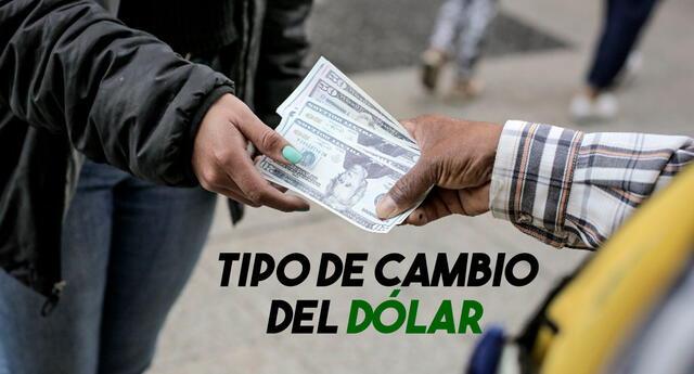 Precio del dólar en Perú HOY martes 18